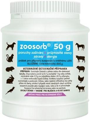ZOOSORB 50g - Doplněk stravy pro psy