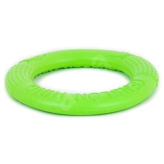 Akinu výcvik kruh malý zelený 18 cm - Výcviková hračka