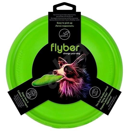 Flyber - létající disk pro psy - Frisbee pro psy