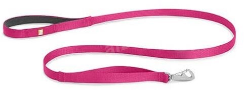 Ruffwear vodítko pro psy, Front Range, růžové, velikost 20 mm × 150 cm - Vodítko pro psa