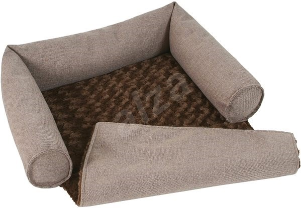 Olala Pets Pad for Chair 60 x 45cm Light Grey - Dog Bed