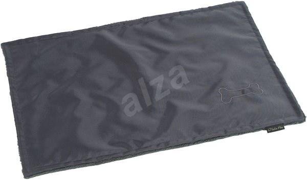 Olala Pets Deka oboustranná 100 × 77 cm - šedá - Deka pro psa