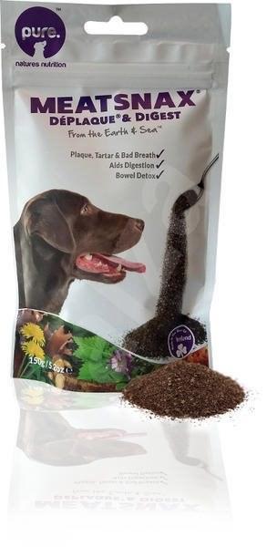 Meatsnax DéPlaque & Digest 150 g - Doplněk stravy pro psy