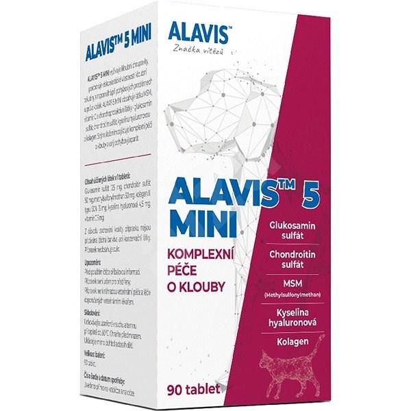 Alavis 5 MINI - Kloubní výživa pro psy