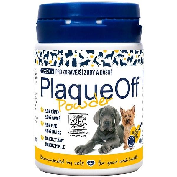 ProDen PlaqueOff Powder 60 g - Doplněk stravy pro psy