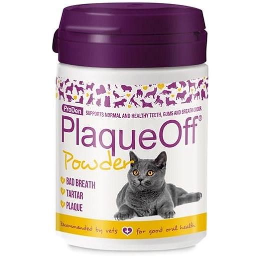 ProDen PlaqueOff Powder Cat 40 g - Doplněk stravy pro kočky