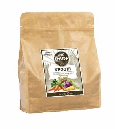 Canvit BARF Veggie 800 g - Doplněk stravy pro psy