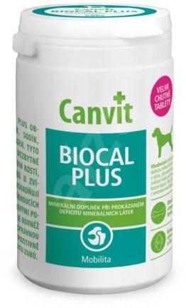 Canvit Biocal Plus pro psy 230g  - Minerály pro psy
