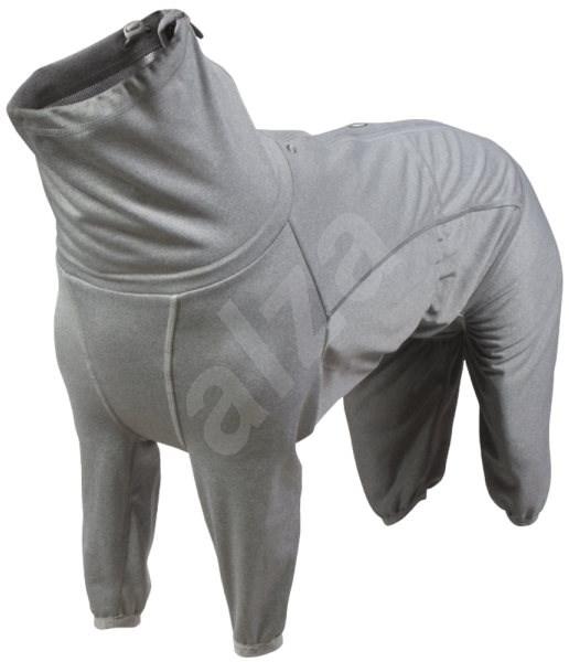 Obleček Hurtta Body Warmer šedý 30L - Obleček pro psy