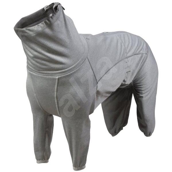 Obleček Hurtta Body Warmer šedý 55L - Obleček pro psy