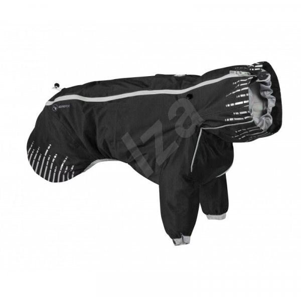 Obleček Hurtta Rain Blocker 40 černá - Pláštěnka pro psy
