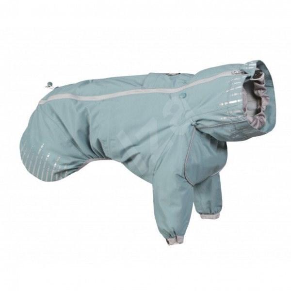 Obleček Hurtta Rain Blocker 45 mentolová - Pláštěnka pro psy