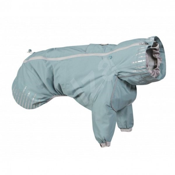 Obleček Hurtta Rain Blocker 65 mentolová - Pláštěnka pro psy