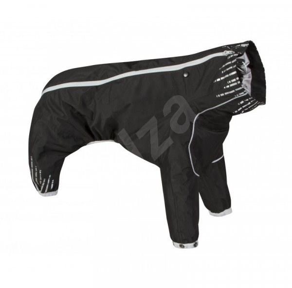 Obleček Hurtta Downpour 40M černá - Obleček pro psy