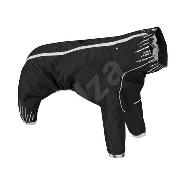 Obleček Hurtta Downpour 40L černá - Obleček pro psy