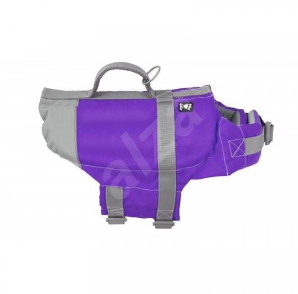 Vesta plavací Hurtta Life Savior 5-10kg fialová - Plovací vesta pro psy