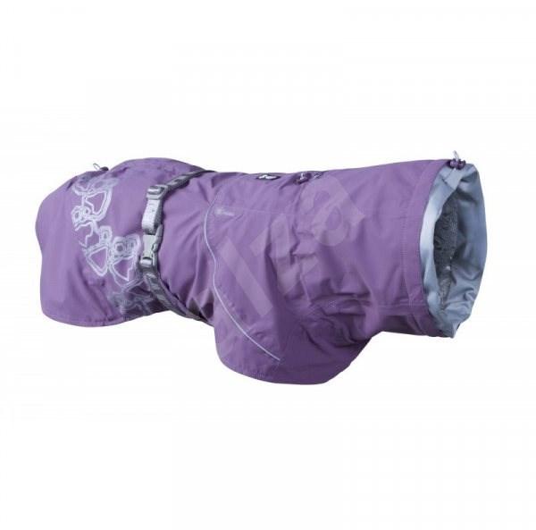 Obleček Hurtta Drizzle coat fialová 50 - Pláštěnka pro psy