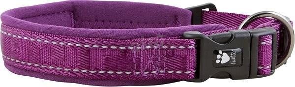Obojek Hurtta Casual fialový 40-50cm - Obojek pro psy