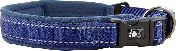 Obojek Hurtta Casual modrý 40-50cm - Obojek pro psy