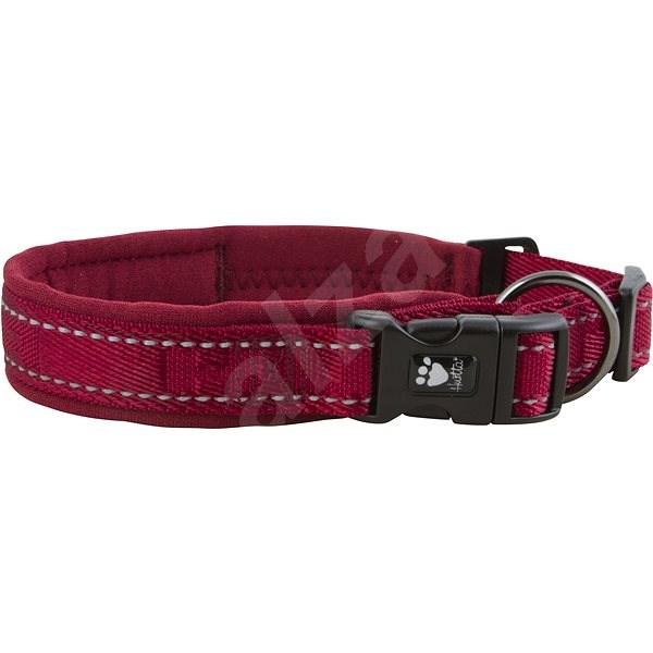 Obojek Hurtta Casual červený 40-50cm - Obojek pro psy