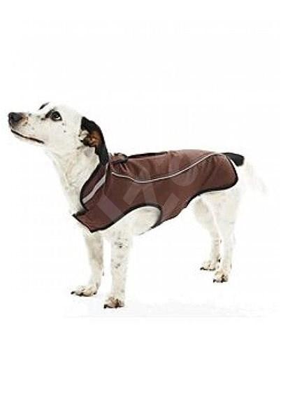 Obleček Softshell  Čokoládová 25cm  XS  KRUUSE - Obleček pro psy