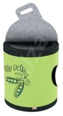 Pelech/box pro kočky PEAS zelená Zolux - Pelíšek pro kočky