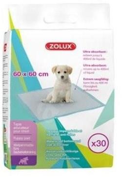 Podložka štěně 60x60cm ultra absorbent bal 30ks Zolux - Absorpční podložka