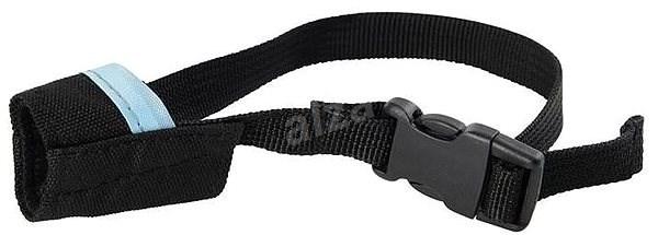 BUSTER Easy ID Snug Fitting Muzzle, 2XS Light Blue 1pc - Dog Muzzle
