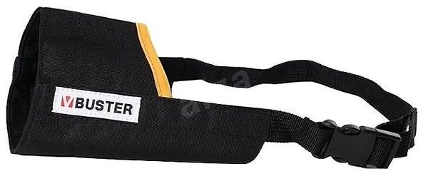 Náhubek fixační pes BUSTER Easy ID 3XL oranžový 1ks - Náhubek pro psa
