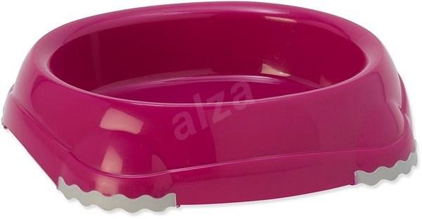 MAGIC CAT Miska plast s protiskluzem 210 ml růžová - Miska pro kočky