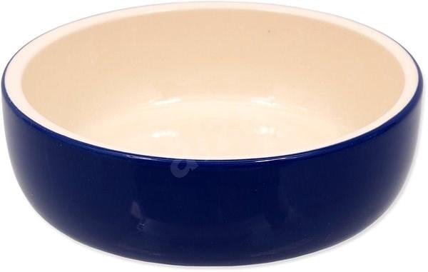MAGIC CAT Miska keramická modrá 14,5 × 4 cm - Miska pro kočky