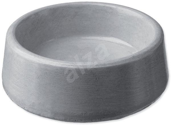 TVAROH Miska beton kulatá 0,4 l - Miska pro psy
