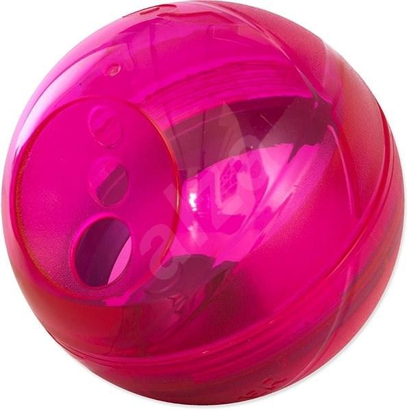 ROGZ hračka tumbler růžová 12 cm - Míček pro psy
