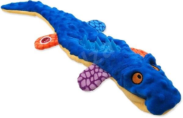 LET´S PLAY hračka ještěrka 45 cm - Hračka pro psy