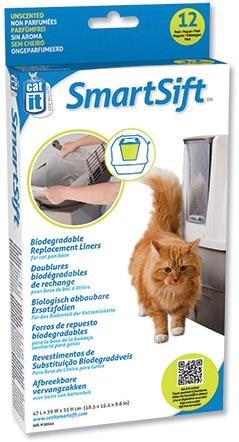 HAGEN sáčky náhradní do toalet CatIt design Sifting - vrchní část - Sáčky do kočičích toalet