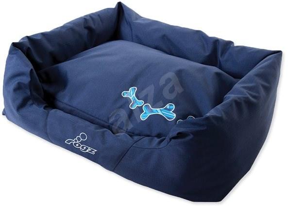 ROGZ pelíšek Spice Podz navy zen 88×55×26cm - Pelíšek pro psy