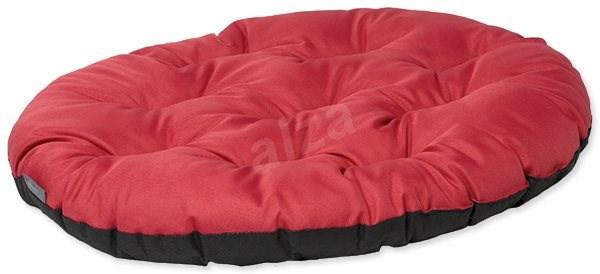 DOG FANTASY polštář basic 86×70cm červený - Polštář pro psy