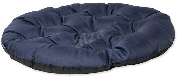 DOG FANTASY polštář basic 78×66cm tmavě modrý - Polštář pro psy