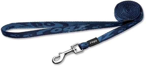 ROGZ vodítko Alpinist modré 1,1×180cm - Vodítko pro psa