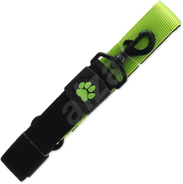 ACTIVE vodítko Bungee neoprene XL limetka 3,8×55cm - Vodítko pro psa