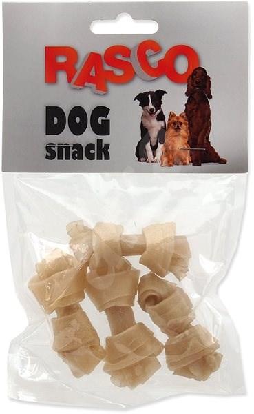 Rasco uzel bůvolí 6,25 cm 4ks - Pamlsky pro psy