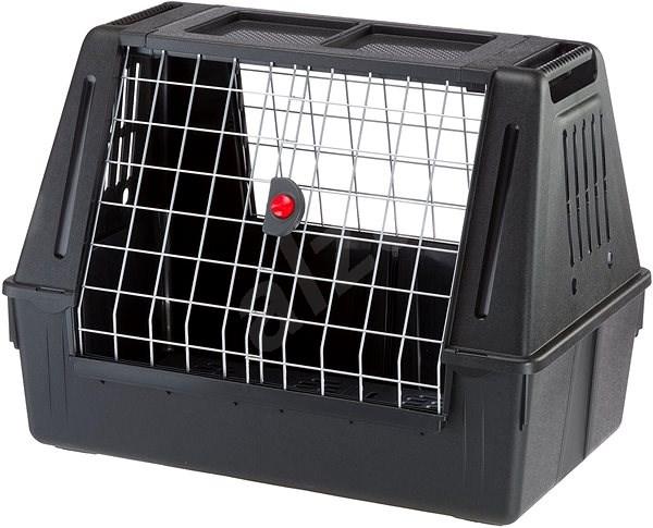 FERPLAST přepravka Atlas Car 80 82×51×61cm černá - Přepravka pro psa