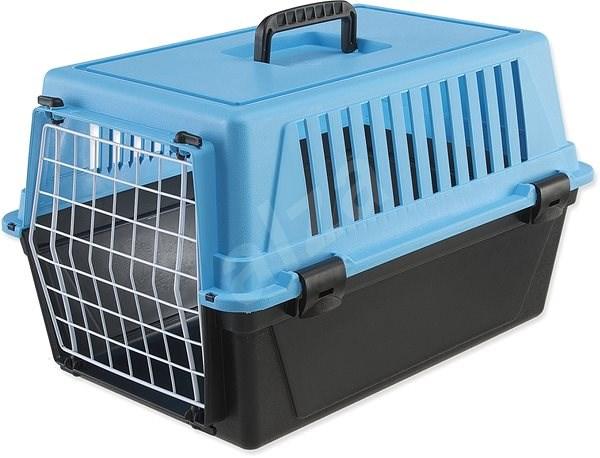 FERPLAST přepravka Atlas 20 modrý top 58×37×32cm - Přepravka pro psa