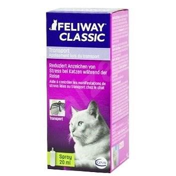Feliway travel spray 20 ml - Feromony pro kočky
