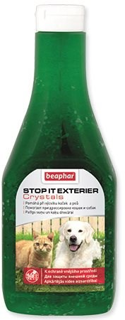 Beaphar odpuzovač Stop It Exterier Crystal 480 g - Výcvikový přípravek
