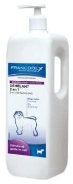 Francodex šampon a kondicionér 2in1 pes 1l - Šampon pro psy