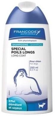 Francodex šampon dlouhá srst pes 250ml - Šampon pro psy