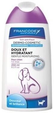 Francodex šampon jemný hydratační pes 250ml - Šampon pro psy