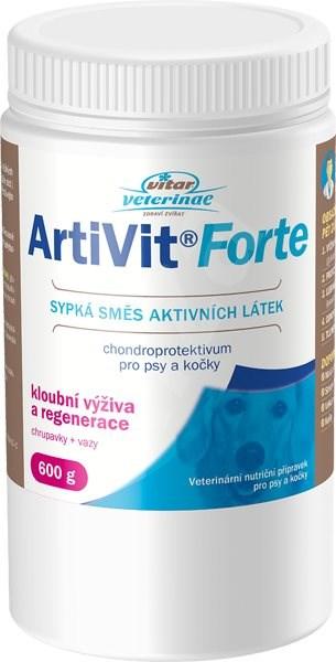 Vitar Veterinae Artivit Forte 600g - extra silný - Kloubní výživa pro psy