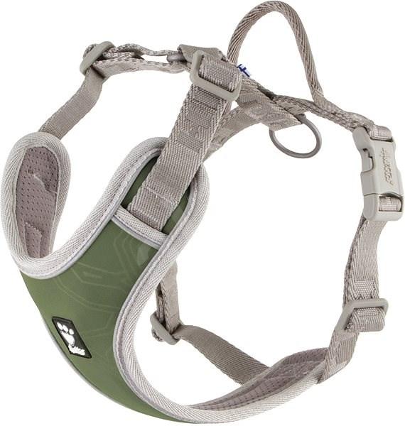 Postroj Hurtta Venture zelený 60-80cm - Postroj pro psa